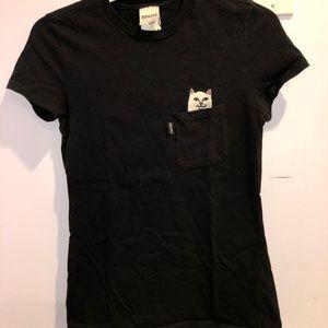 Black Rip n Dip shirt (women's)